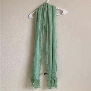 🌼Mint green scarf